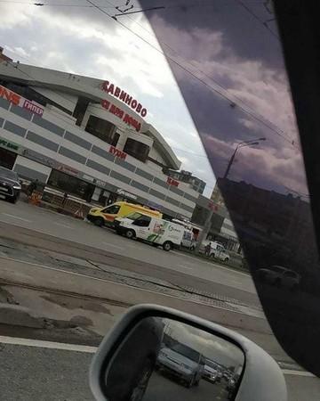 В Казани началась массовая эвакуация ТЦ