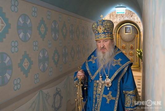 Стали известны время и место прощания с митрополитом Феофаном