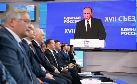 Не унижать людей, выполнять обещания избирателей и еще 5 пунктов: «Единая Россия» приняла «этический кодекс»