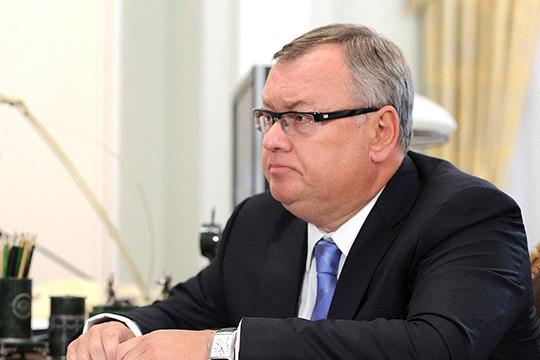 Руководитель ВТБ сравнил новые санкции США собъявлением войны