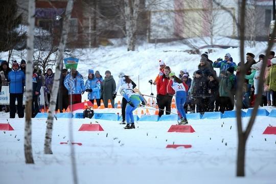 Мацокина стала серебряным призером в личном спринте финала Кубка России