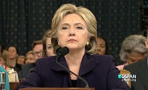 Клинтон сообщила обугрозе вмешательства Российской Федерации ввыборы США