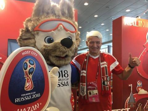Первые болельщики получили билеты наЧМ-2018 пофутболу