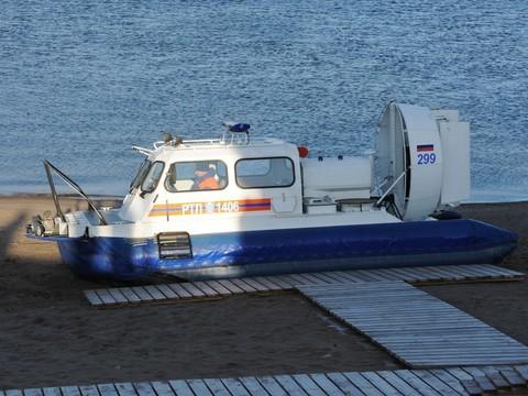 Нижнекамские спасатели получили вездеход на воздушной подушке