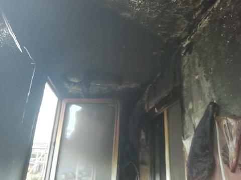 На пожаре в Альметьевске спасли пенсионерку и эвакуировали пять человек