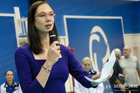 Екатерина Гамова родила сына