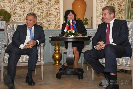 Минниханов в Братиславе встретится с членами правительства Словакии