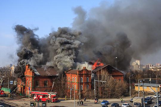Фабрику Крестовниковых вКазани выставили на реализацию за1 руб.