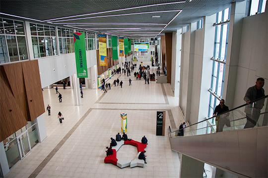 «Казань Экспо» сдал экзамен на отлично и готов к WorldSkills 2019