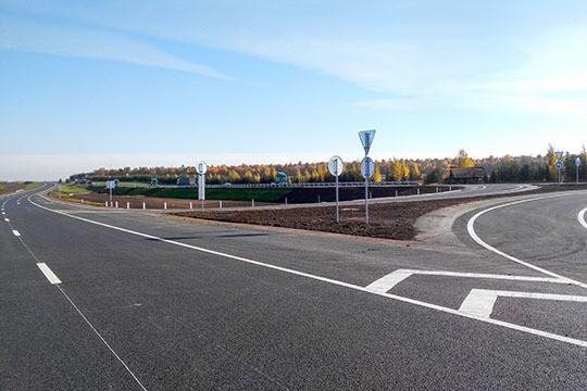 Открытие отремонтированной дороги Набережные Челны-Казань состоится 18октября