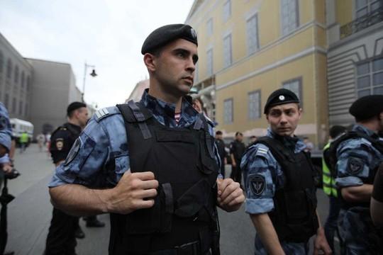 Акция в поддержку Голунова в Москве – фоторепортаж «БИЗНЕС Online»