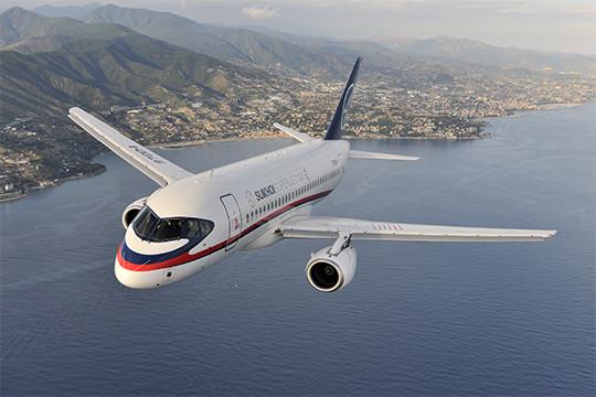 Наразработку новейшей версии SSJ 100 выделят около 85 млрд руб.