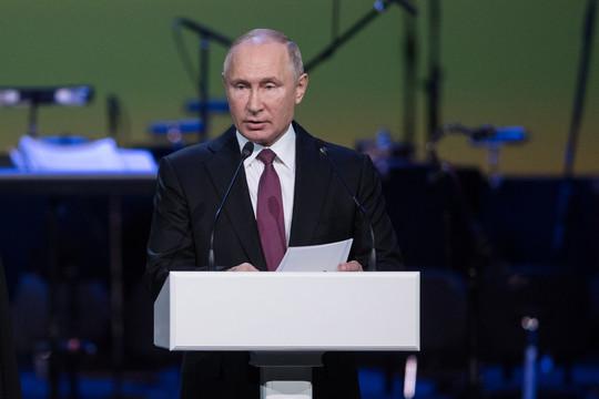 Путин едет в Казань