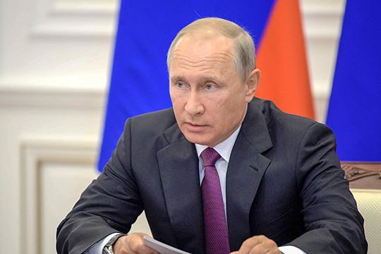 Россиян ждет новое обращение Путина