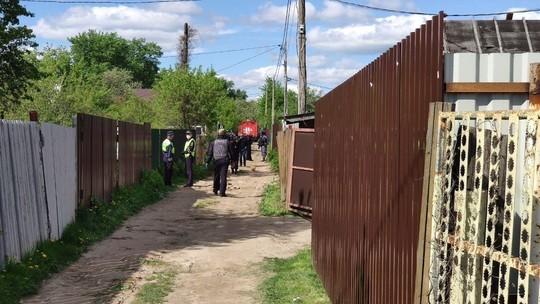 В Казани возле СНТ «Энергетик» нашли гранату — территорию оцепили