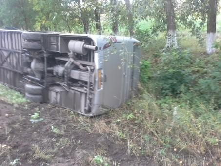 Рейсовый автобус попал в трагедию вТатарстане
