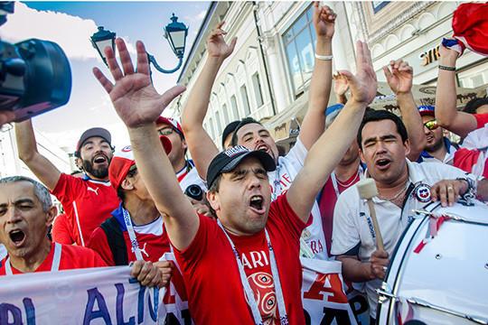 Минэкономики: Кубок конфедераций внес «вклад» вповышение инфляции