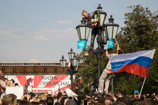 Предсказавшие «Болотную» эксперты назвали три сценария развития России 4892bf1add0
