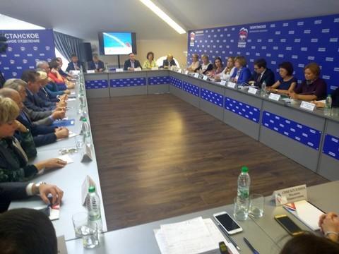 40 общественных организаций призвали жителей поддержать татарстанскую «Единую Россию» на выборах Госсовета РТ