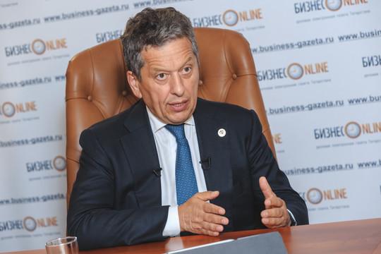 Маганов: даже цена нефти в $8 за баррель не критична для «Татнефти»