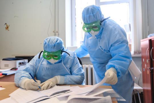 31 новый случай COVID-19 обнаружили в Татарстане