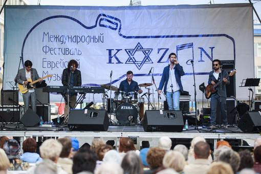 ВКазани стартует фестиваль израильской музыки