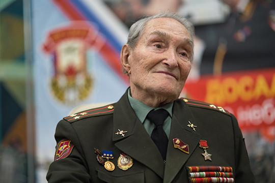 Умер Герой Советского Союза из Татарстана Борис Кузнецов