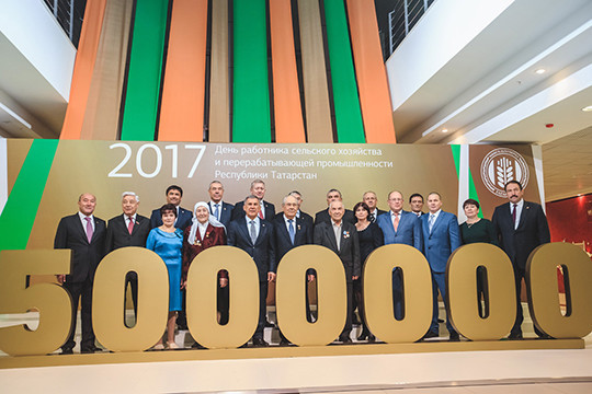 ВТатарстане предполагается рекордный урожай свеклы