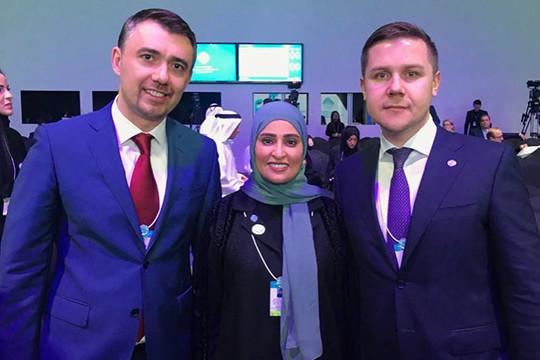 ВДубае объявили осоздании повсеместной коалиции счастья