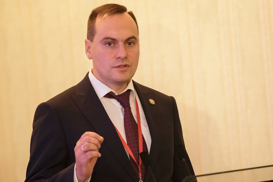 Путин назначил Здунова врио главы Мордовии