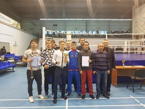 Кикбоксинг: КГАСУ снова чемпион