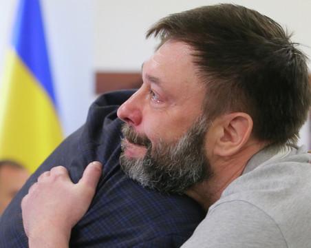 Познер прокомментировал освобождение Вышинского