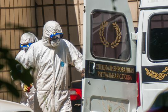 В Татарстане 6 дней подряд сообщают о смертях от коронавируса