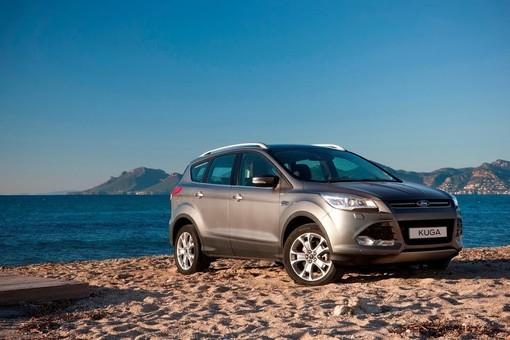 Субъекты кузова для Форд Kuga будут производиться воВсеволожске