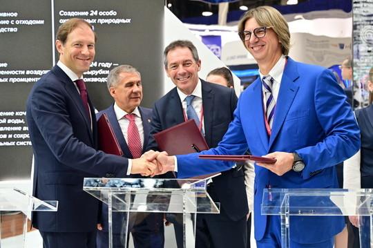 Обновленный Ford-Sollers Елабуга получит дополнительные инвестиции