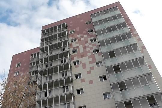 Госстройнадзор РТ: Горевшая в Авиастрое десятиэтажка строилась с нарушениями техники безопасности