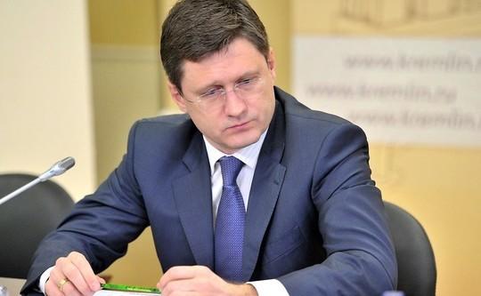 Новак рассказал, когда в России закончится газ