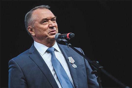 Минниханов поздравил с25-летием Торгово-промышленную палатуРТ