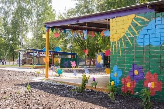 В Челнах открыли детский сад, отремонтированный за 50 млн рублей