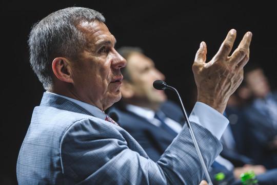 Минниханов включил в наблюдательный совет научно-образовательного центра мирового уровня в РТ главу минобрнауки и ректора КГЭУ