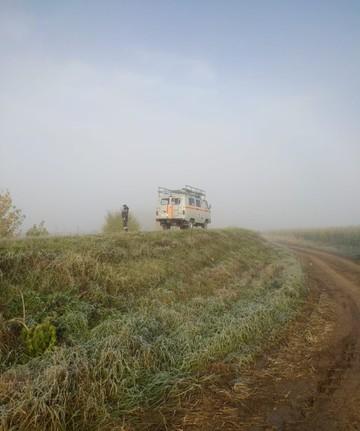 В Татарстане потерялся мужчина с гармонью в руках