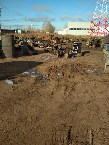 Жители Челнов обеспокоены взрывоопасной свалкой