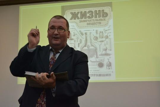 Скончался известный ученый-химик из Казани Аркадий Курамшин