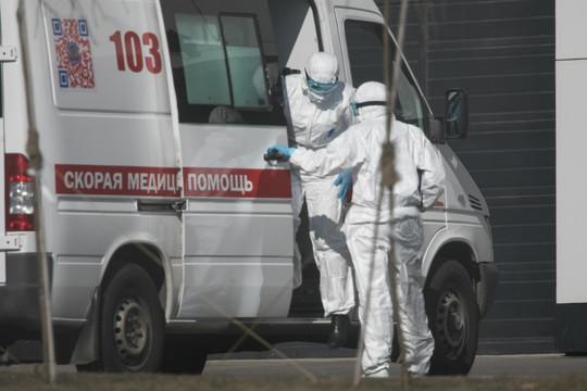 В Москве скончалось рекордное число пациентов с коронавирусом