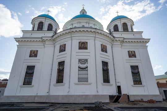 Названа возможная дата освящения собора Казанской иконы Божией Матери