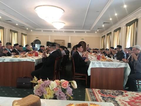 В казанской мечети «Аль Марджани» почтили память легенды татарской эстрады Ильгама Шакирова