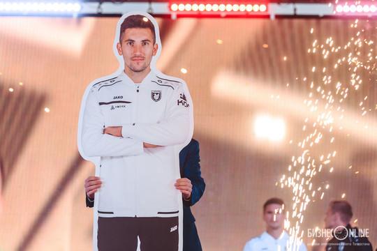«Рубин» продает картонную фигуру бывшего игрока клуба Сутормина