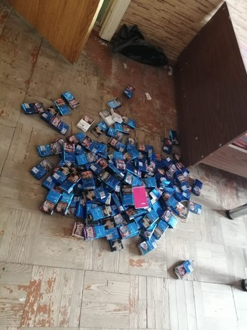 В соцсетях обсуждают разруху в общежитии КФУ – вуз винит постояльцев-силовиков