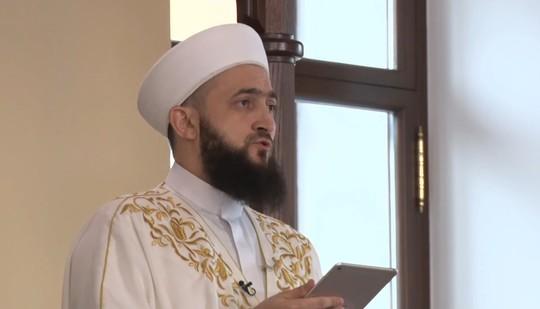 Мусульмане Татарстана отмечают Ураза-байрам без гает намаза, но с проповедью муфтия Камиля Самигуллина