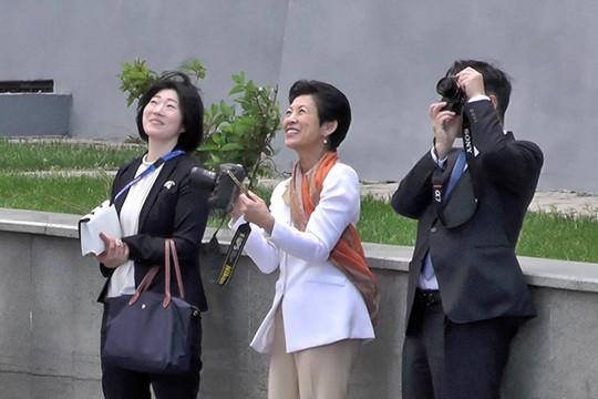 Принцесса Японии посетит Казанский кремль